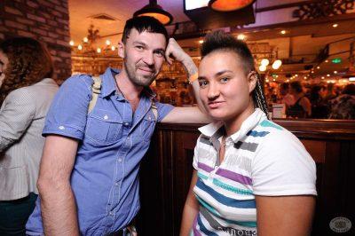 Ева Польна в «Максимилианс» Екатеринбург, 8 августа 2013 - Сеть ресторанов «Максимилианс» - 09
