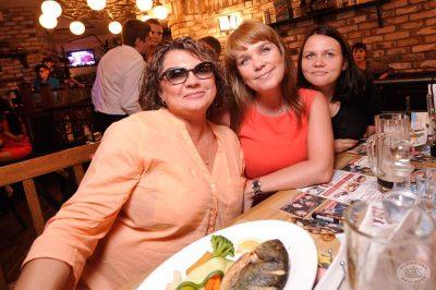 Ева Польна в «Максимилианс» Екатеринбург, 8 августа 2013 - Сеть ресторанов «Максимилианс» - 22