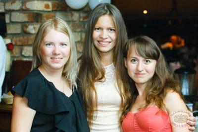 Ева Польна, в «Максимилианс» Казань ,15 августа 2013 - Сеть ресторанов «Максимилианс» - 14