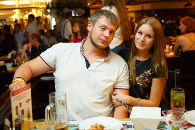 Ева Польна, в «Максимилианс» Казань ,15 августа 2013 - Сеть ресторанов «Максимилианс» - 19