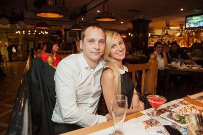 Ева Польна в «Максимилианс» Самара, 31 октября 2013 - Сеть ресторанов «Максимилианс» - 08