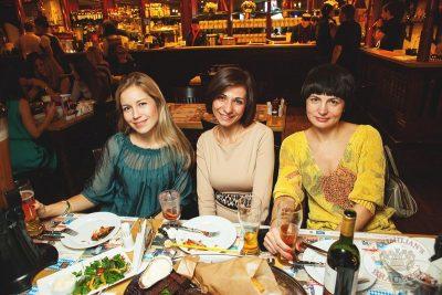 Ева Польна в «Максимилианс» Самара, 31 октября 2013 - Сеть ресторанов «Максимилианс» - 28