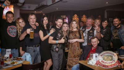 Гарик Сукачев в «Максимилианс» Новосибирск, 17 августа 2017 - Сеть ресторанов «Максимилианс» - 23