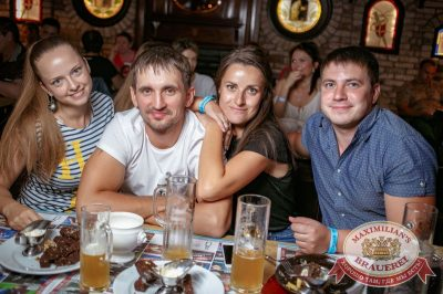 Гарик Сукачев в «Максимилианс» Новосибирск, 17 августа 2017 - Сеть ресторанов «Максимилианс» - 27