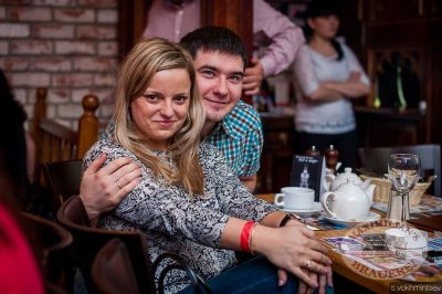 Градусы в «Максимилианс» Челябинск, 21 ноября 2013 - Сеть ресторанов «Максимилианс» - 29