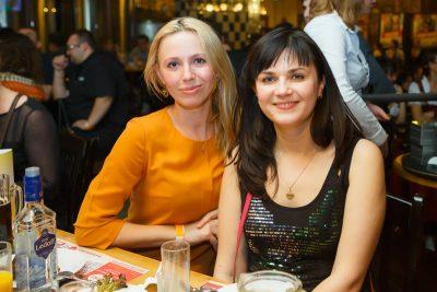 «Градусы», в «Максимилианс» Казань 11 апреля 2013 - Сеть ресторанов «Максимилианс» - 10