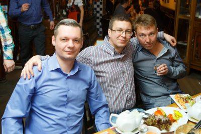 «Градусы», в «Максимилианс» Казань 11 апреля 2013 - Сеть ресторанов «Максимилианс» - 16