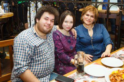 «Градусы», в «Максимилианс» Казань 11 апреля 2013 - Сеть ресторанов «Максимилианс» - 29