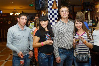 «Градусы», в «Максимилианс» Казань 11 апреля 2013 - Сеть ресторанов «Максимилианс» - 30