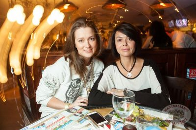 Градусы в «Максимилианс» Самара, 7 ноября 2013 - Сеть ресторанов «Максимилианс» - 21