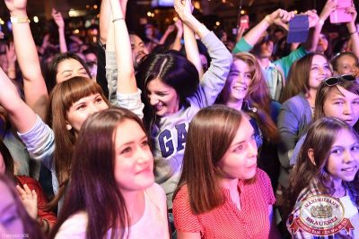 Группа «Пицца» в«Максимилианс» Уфа, 2июля 2015 - Сеть ресторанов «Максимилианс» - 09