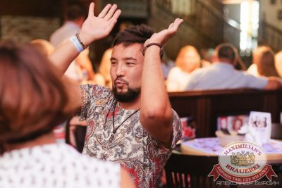 Вечеринка «Танцуем в стиле Disco». Специальный гость: Кар-мэн в в «Максимилианс» Челябинск, 4 августа 2016 - Сеть ресторанов «Максимилианс» - 21