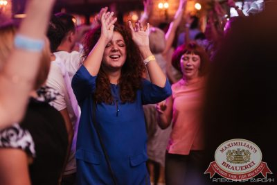 Вечеринка «Танцуем в стиле Disco». Специальный гость: Кар-мэн в в «Максимилианс» Челябинск, 4 августа 2016 - Сеть ресторанов «Максимилианс» - 26
