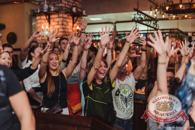 Ленинград в «Максимилианс» Челябинск, 30 мая 2014 - Сеть ресторанов «Максимилианс» - 28