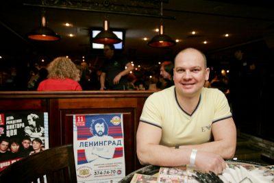 Ленинград в «Максимилианс» Самара, 11 апреля 2013 - Сеть ресторанов «Максимилианс» - 07