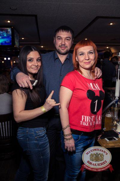 Ленинград в «Максимилианс» Самара, 27 февраля 2014 - Сеть ресторанов «Максимилианс» - 18