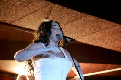 Лолита в «Максимилианс» Самара, 7 февраля 2013 - Сеть ресторанов «Максимилианс» - 03