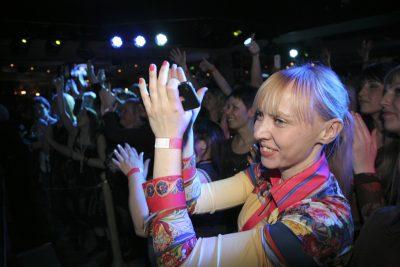 Лолита в «Максимилианс» Самара, 7 февраля 2013 - Сеть ресторанов «Максимилианс» - 06