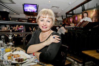 Лолита в «Максимилианс» Самара, 7 февраля 2013 - Сеть ресторанов «Максимилианс» - 15