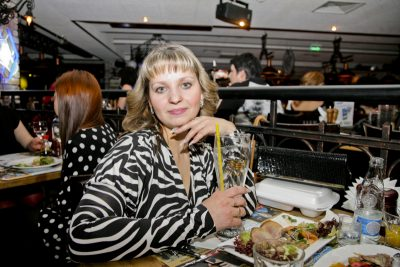 Лолита в «Максимилианс» Самара, 7 февраля 2013 - Сеть ресторанов «Максимилианс» - 16
