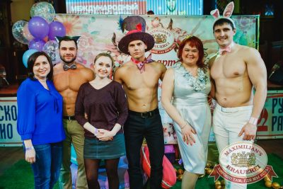 Международный женский день в «Максимилианс» Челябинск, 8 марта 2018 - Сеть ресторанов «Максимилианс» - 20