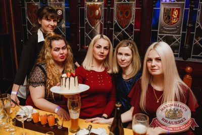 Международный женский день в «Максимилианс» Челябинск, 8 марта 2018 - Сеть ресторанов «Максимилианс» - 65