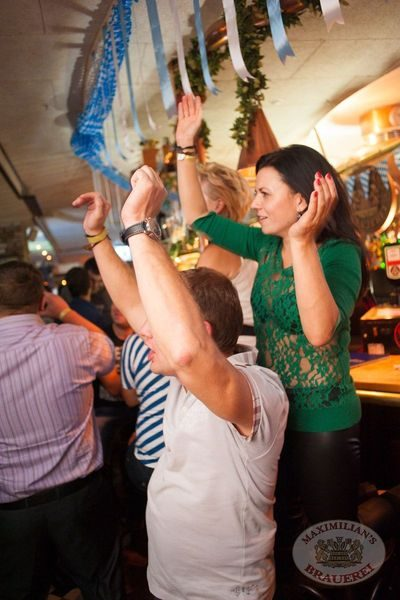 Мумий тролль в «Максимилианс» Самара, 19 сентября 2013 - Сеть ресторанов «Максимилианс» - 02