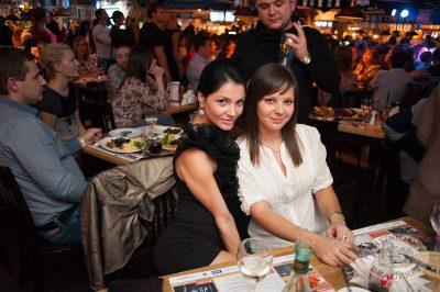 Мумий тролль в «Максимилианс» Самара, 19 сентября 2013 - Сеть ресторанов «Максимилианс» - 22