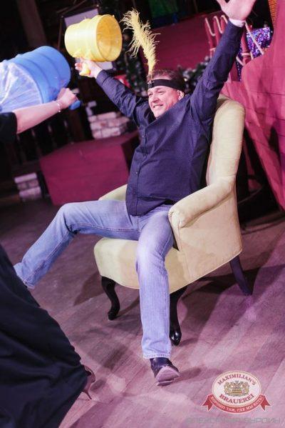 Новогодняя ночь: пираты Карибского моря. Специальный гость — ВИА «Волга-Волга» в «Максимилианс» Челябинск, 1 января 2016 - Сеть ресторанов «Максимилианс» - 25