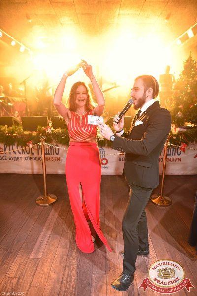 Новый год 2017: Hollywood в «Максимилианс» Уфа, 1 января 2017 - Сеть ресторанов «Максимилианс» - 30