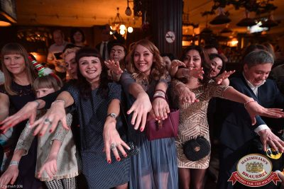 Новый год 2017: Hollywood в «Максимилианс» Уфа, 1 января 2017 - Сеть ресторанов «Максимилианс» - 41