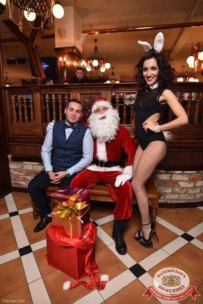 Новый год 2017: Hollywood в «Максимилианс» Уфа, 1 января 2017 - Сеть ресторанов «Максимилианс» - 8