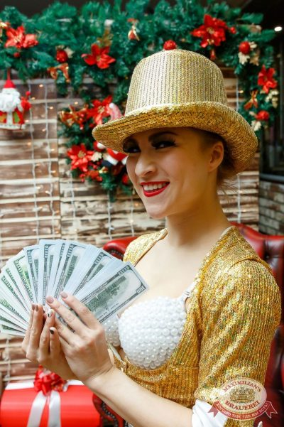 Новый год 2018: Vegas в «Максимилианс» Казань, 1 января 2018 - Сеть ресторанов «Максимилианс» - 10