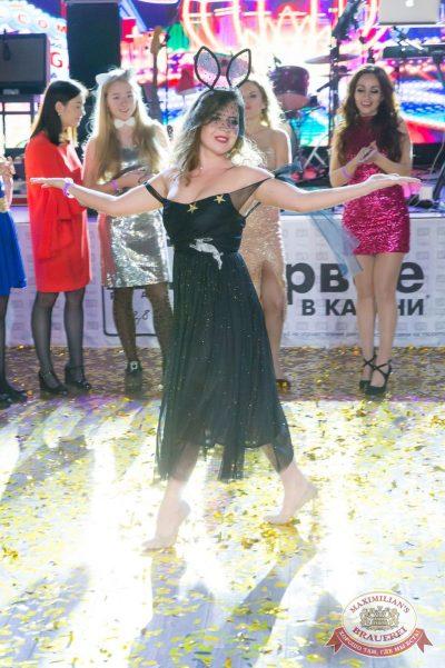 Новый год 2018: Vegas в «Максимилианс» Казань, 1 января 2018 - Сеть ресторанов «Максимилианс» - 41