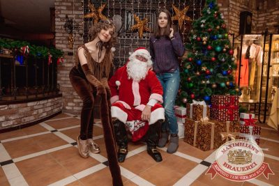 Письмо Деду Морозу: репетиция Нового года, 8 декабря 2017 - Сеть ресторанов «Максимилианс» - 2