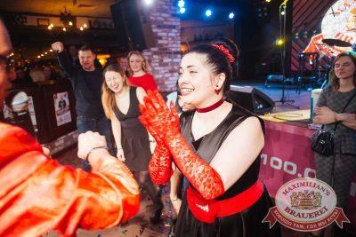 Вечеринка «Ретро FM» в «Максимилианс» Екатеринбург, 20 апреля 2018 - Сеть ресторанов «Максимилианс» - 43