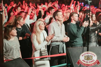 «Рок-острова» в «Максимилианс» Челябинск, 26 января 2017 - Сеть ресторанов «Максимилианс» - 039
