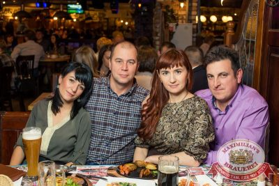 «Рок-острова» в«Максимилианс» Самара, 29октября 2015 - Сеть ресторанов «Максимилианс» - 18