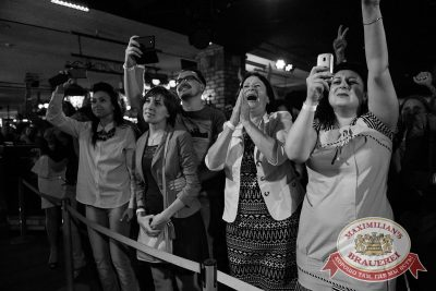 Александр Иванов и группа «Рондо» в «Максимилианс» Красноярск, 3 августа 2016 - Сеть ресторанов «Максимилианс» - 13