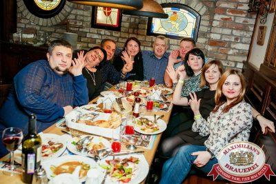 Руслан Белый в «Максимилианс» Новосибирск, 26 января 2017 - Сеть ресторанов «Максимилианс» - 027