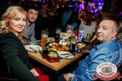 Руслан Белый в «Максимилианс» Новосибирск, 26 января 2017 - Сеть ресторанов «Максимилианс» - 035