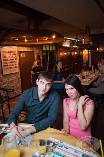 Scooter в «Максимилианс» Самара, 20 октября 2013 - Сеть ресторанов «Максимилианс» - 12