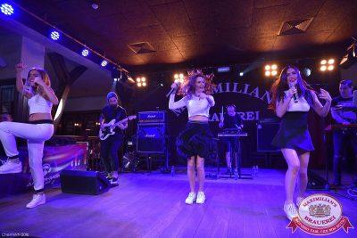 Serebro в«Максимилианс» Уфа, 20апреля 2016 - Сеть ресторанов «Максимилианс» - 11