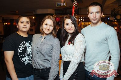 StandUp: Комиссаренко и Щербаков в «Максимилианс» Екатеринбург, 6 декабря 2017 - Сеть ресторанов «Максимилианс» - 27