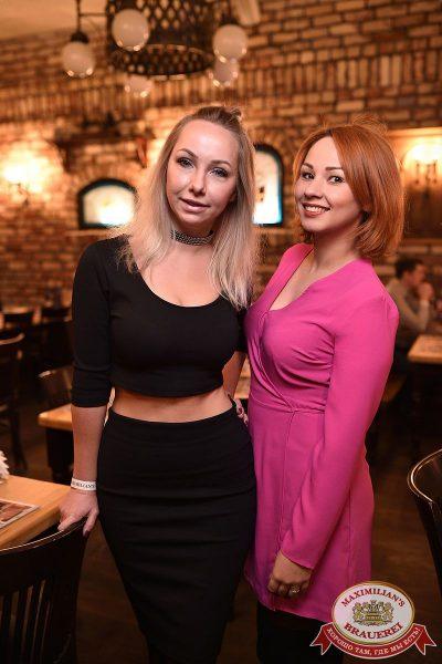 StandUp: Юля Ахмедова и Алексей Щербаков в «Максимилианс» Уфа, 22 ноября 2017 - Сеть ресторанов «Максимилианс» - 36