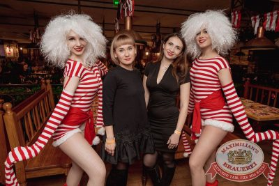 Старый Новый год в «Максимилианс» Самара, 13 января 2018 - Сеть ресторанов «Максимилианс» - 4