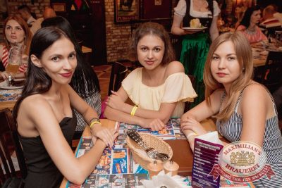 Света в «Максимилианс» Самара, 19 июля 2017 - Сеть ресторанов «Максимилианс» - 21