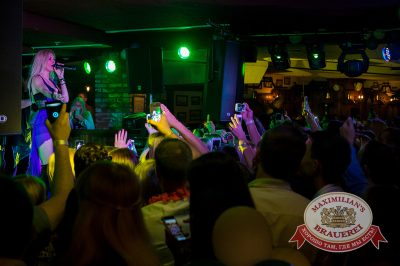 Вера Брежнева на Дне рождения ресторана «Максимилианс» Самара, 28 мая 2014 - Сеть ресторанов «Максимилианс» - 36