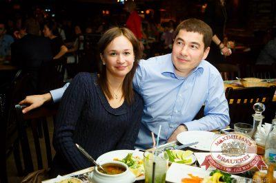 Вера Брежнева, в «Максимилианс» Казань 27 марта 2014 - Сеть ресторанов «Максимилианс» - 23