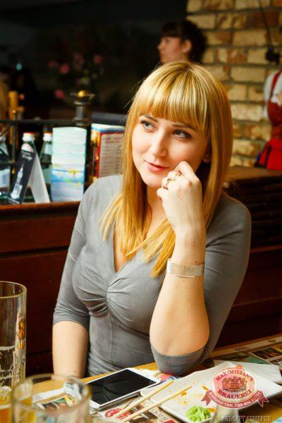 Вера Брежнева, в «Максимилианс» Казань 27 марта 2014 - Сеть ресторанов «Максимилианс» - 31